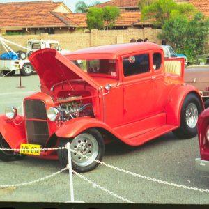 hot rods australia