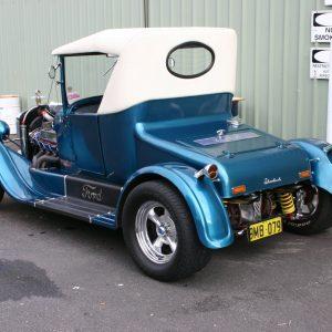 Hot Rod Street Car