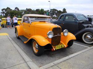 Australian Streert rod club
